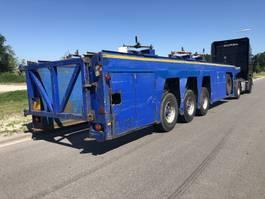 inloader semi trailer Langendorf BETON-INNENLADER SBT 339 1989