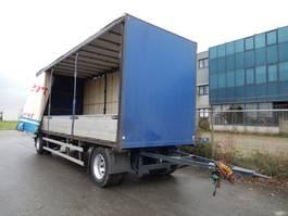 sliding curtain trailer Tracon UDEN TA.1010 2 As Vrachtwagen Aanhangwagen Schuifzeil, WP-SX-96 2005