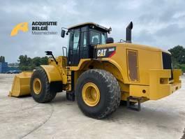 wheel loader Caterpillar 966H 2015