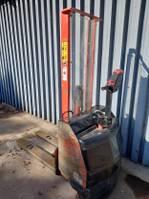 Palettenstapler FABA EG-S1000 Elektrische Stapelaar 1,6 m