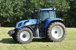 farm tractor New Holland TVT170 2007
