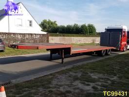 lowloader semi trailer Stas Low-bed 1986