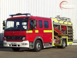Feuerwehrauto Mercedes-Benz 1325 RHD - Crewcab, Doppelcabine - 1.400 ltr watertank - Feuerwehr, Fire... 2007