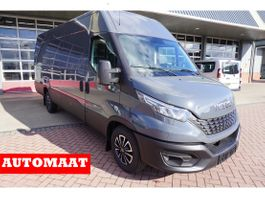 closed lcv Iveco 35S18HV 3.0 180PK 352L L3H2 Automaat Climate/Cruise/ Camera/Luchtgeveerd... 2021