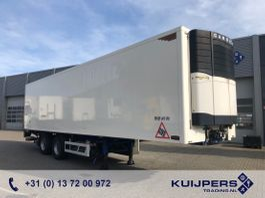 refrigerated semi trailer Pacton Z2-001 City / Stuuras / Carrier Koeler / Laadklep 2015 2007