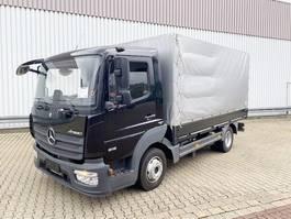Plattform-LKW Mercedes-Benz Atego 818 4x2 Atego 818 4x2 Klima/Sitzhzg./eFH. 2016