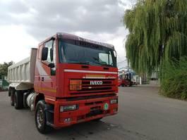 tipper truck Iveco Eurotech 440 6X4 Manual gear Manual pump 1999