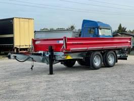 tipper trailer Müller-Mitteltal Ka-Ta-R 14,4 mit 10t Rampen, 285/70R 19,5 2021