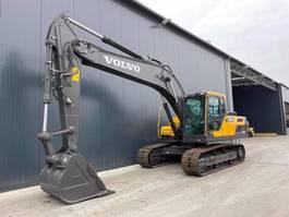 crawler excavator Volvo EC210D 2021
