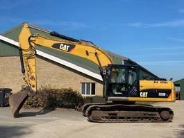 crawler excavator Caterpillar 323DL 2010