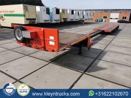 lowloader semi trailer Goldhofer STZ -L4-30/80 1999