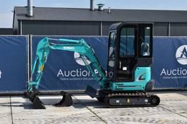 crawler excavator Kobelco SK17SR-3 2018