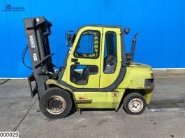 forklift Clark SF50D max 5000 kg, H 3,00 mtr 1997