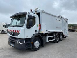 Müllwagen Renault Premium 2012