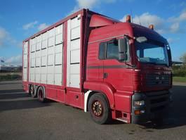 livestock truck MAN TGA 26.480 Menke 3-stock 2007