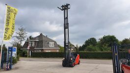 Gabelstapler Linde H30D-02, 3 ton diesel, 2015, triplo 6.40m low hours, sideshift incl keuring 2015