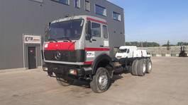 chassis cab truck Mercedes-Benz SK 2433 (6X4 / V8 AVEC TURBO / SUSP. LAMES) 1986