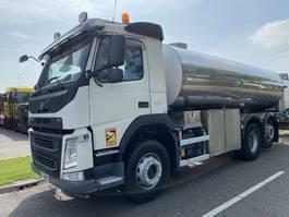 Tankwagen Volvo FM 420 6X2 + ETA 14.500 LITER - MILK TANKER 2016