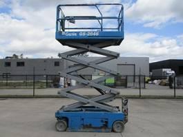 scissor lift wheeld Genie GS 2646 (189) 2014