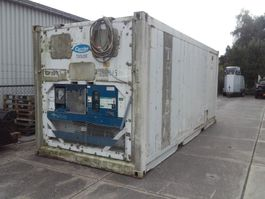 reefer-refrigerated shipping container 20ft reefer met motor