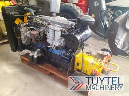 engine part equipment Perkins F0674 motor engine 6 cyl YB30176 hydromatik A11V0 1993
