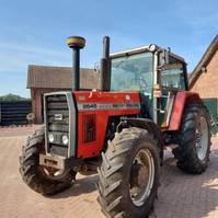 farm tractor Massey Ferguson 2645 electronic 1985