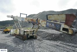 miscellaneous attachment Scandibelt Stacker w/ CAT engine 2008