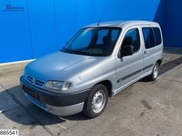 closed lcv Citroën Multispace Berlingo Price includes vat taxes, Manual 2002