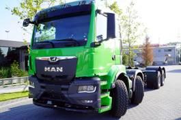 Betonmischer-LKW MAN 35.510 8x4 BL CH / EURO 6D / FACTORY NEW / NEW MODEL 2021