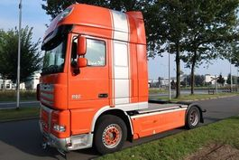 cab over engine DAF XF 105 FT XF 105-410 2011