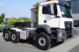 other construction machine MAN 33.510 6x6 BB CH / EURO 6D / FACTORY NEW / NEW MODEL 2021