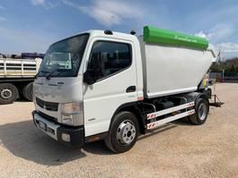 garbage truck Mitsubishi Fuso 7C15 Canter 2015