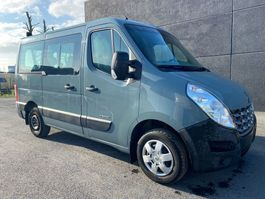 closed lcv Renault MASTER DCI 100 F3000 - 2011 - MANUEEL - EURO 5 - 9 PERSON - AIRCO 2011