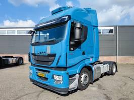 mega-volume tractorhead Iveco AS440T/FP-LT 460HP Stralis Hi-Way 4x2 Euro 6 - PTO - Retarder - Standair... 2014