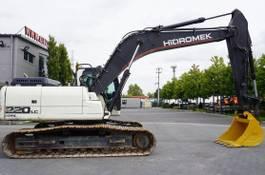 crawler excavator HIDROMEK CRAWLER EXCAVATOR HIDROMEK HMK220LC-4 / 23t 2015