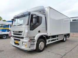 refrigerated truck Iveco Stralis 190 AT190S33/P 4x2 Euro 5 - Chereau Koel/Vries 6.43m - Aerocool - 1500kg Laa... 2012