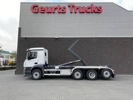 container truck Mercedes-Benz Antos 3643 NIEUWE/NEW/NEU 8X2 TRIDEM + VDL HAAKARM/ABROLLKIPPER/HOOKLIFT 2019