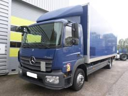 box truck Mercedes-Benz Atego 2015
