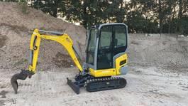 mini digger crawler Kubota KX019-4 2014