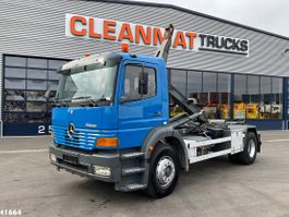 container truck Mercedes-Benz Atego 1928 Manual Full steel Euro 2 2000