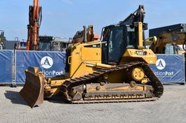 bulldozer blade Caterpillar D6N LGP 2012