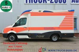 ambulance lcv Volkswagen 50 Ambulanz Mobile RTW Krankenwagen 1.Hd 2011