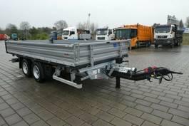 tipper trailer Other Tandemkippanhänger IDMS2-TD119A Kippanhänger