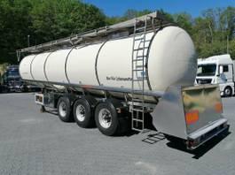 tank semi trailer semi trailer Feldbinder TSA 33.3 Drucktank- Heizung- Pumpe- 33.000 Liter 2006