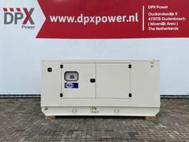 generator FG Wilson P165-5 - 165 kVA Generator - DPX-16010 2021