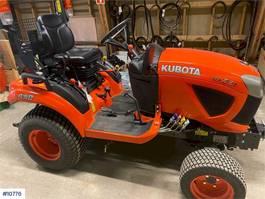 farm tractor Kubota BX 231 2020