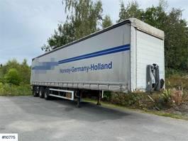 other semi trailers HRD 3 axle chapel semitrailer 2004
