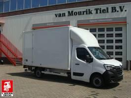 box van Renault MASTER 165.35 EL CITYBOX - EURO 6  ENKELLUCHT - MC 211212 2021