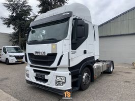 mega-volume tractorhead Iveco AS 460 RETARDER - EURO 6 - 2 TANK - AUTOMATIC - MEGA - TOP! 2016