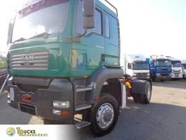 cab over engine MAN TGA 18 D20 + Manual + 4X4 2006